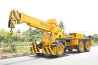 Diesel Mobile Crane
