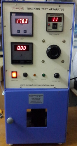 Tracking test Equipment