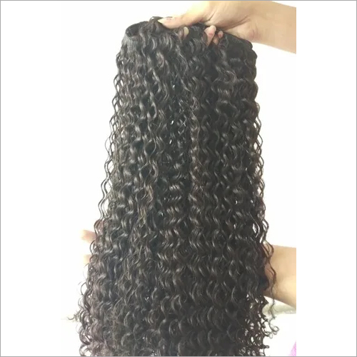 Steam Indian Curly Hair