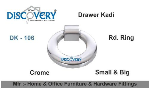 Crome Drawer Pull