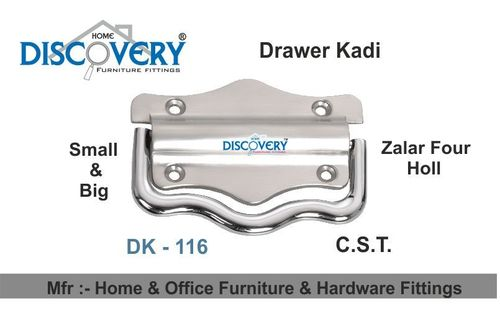 Zamak Drawer Kadi