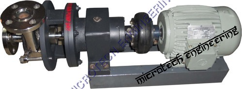SS Acid Transfer Pump