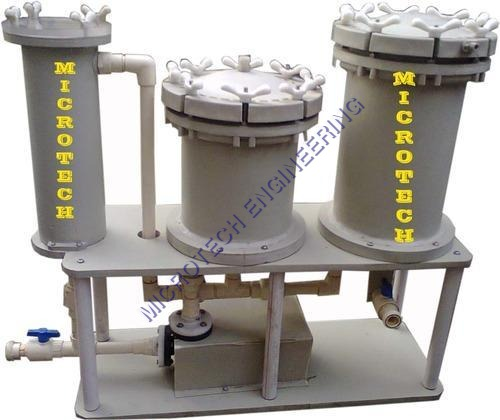 Chemical Filtration Skid