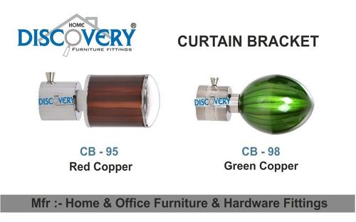 Copper Cartain Bracket