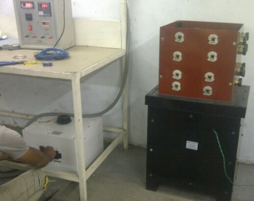Auto lamp vibration test system