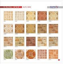 Matt Finish Floor Tiles