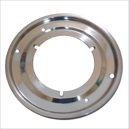 Stainless Steel Round Drip Tray