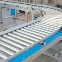 Curved Roller Conveyor