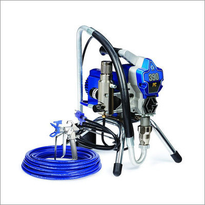 Airless Paint Spray Machine