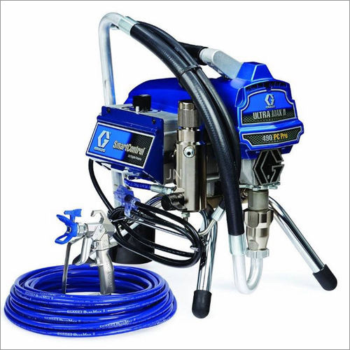 Airless Spray Gun Machine