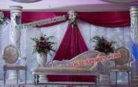 BEST WEDDING STAGE SET