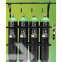 Inergen Gas Suppression System