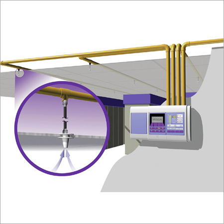 Smoke Detection Apparatus