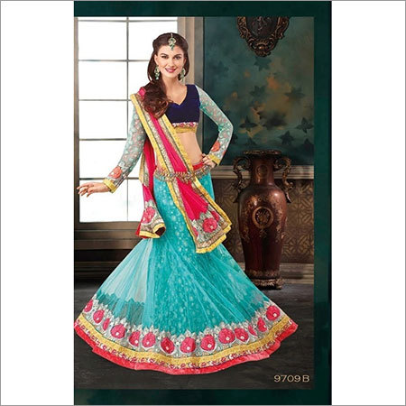 Floor Length Lehenga Choli