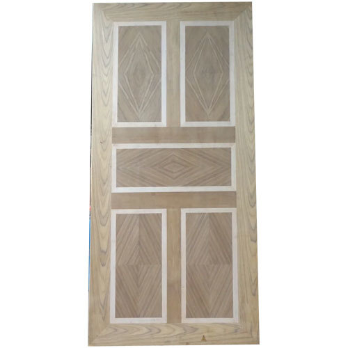 Five Panel Flush Door