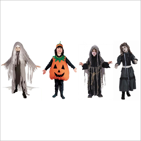 Kids Halloween Fancy Dress Costumes