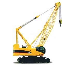 Revolving Crane Rental