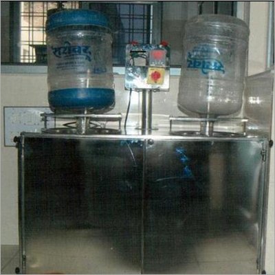 Jar Washing Machine