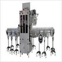 Pet Bottle Labelling Machine