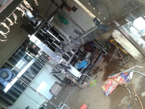Semi Automatic Bottle Rinsing Machine