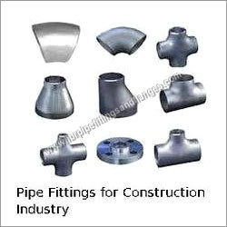 IBR Pipe Fittings for Construction Industry