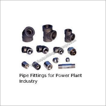IBR Pipe Fittings for Power Plant Industry