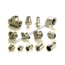 IBR Alloy Steel Socket Weld Fittings
