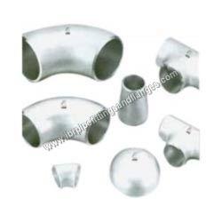 IBR Alloy Steel Pipe Fittings