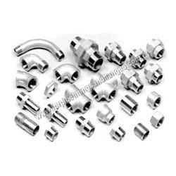 IBR Stainless Steel Socket Weld & Threaded Fitting