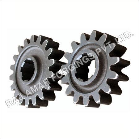 Rotavator Reduction Gears