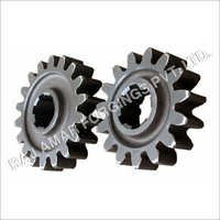 Rotavator Reduction Gears