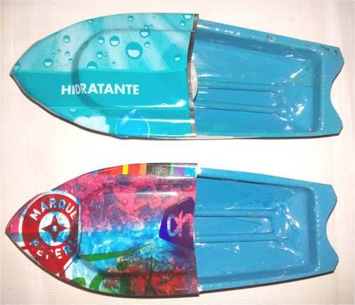 Pop Pop Boat (Recycle Model)