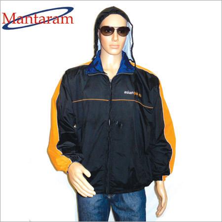 Mens Sports Hoodie Jacket