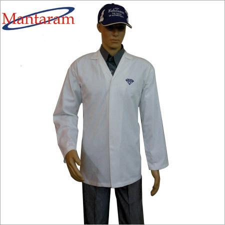 Cotton Lab Coats