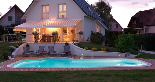 Private Swimming Pools Construction Projects