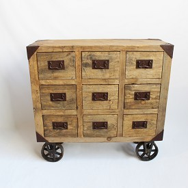 Industrial Storage Cabinet / Chest of drawers
