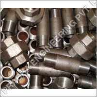 Ss Forged Pipe Fitting