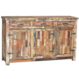 Boat wood Sideboard
