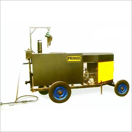Hot Bitumen Boiler Cum Sprayer