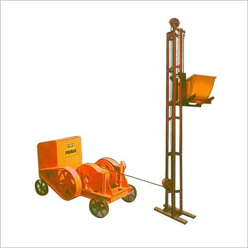 Tower Winch Hoist