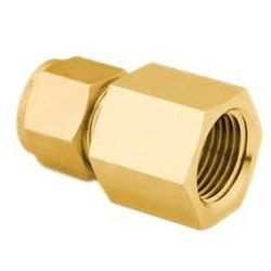 Brass Connector Assembly
