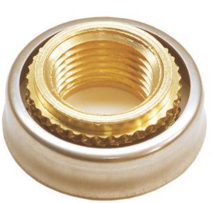 Brass CPVC Male Inserts