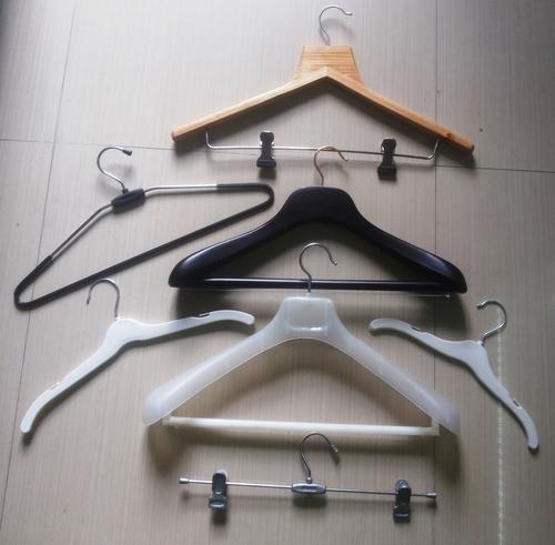 Plastic, Wooden, Metal Hanger