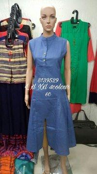 Silk Designer Kurtis