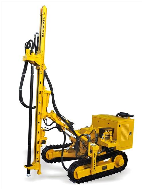 Hydraulic Crawler Drill