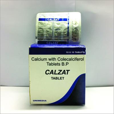 Calcium Carbonate with Vit.D3 Tablet(CALZAT)