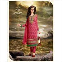 Ruby Pink Designer Suit