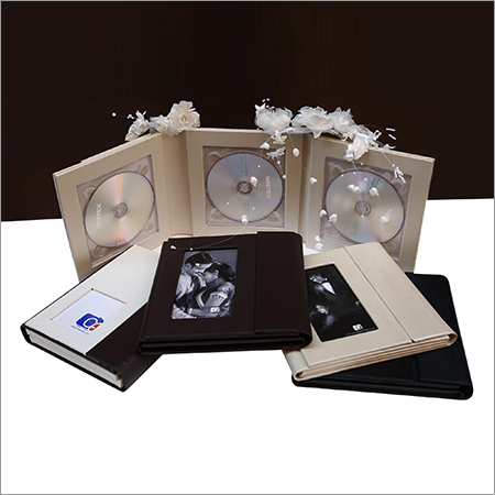 Personalised Wedding DVD Box