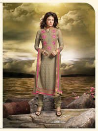 Kashmiri Style Suit