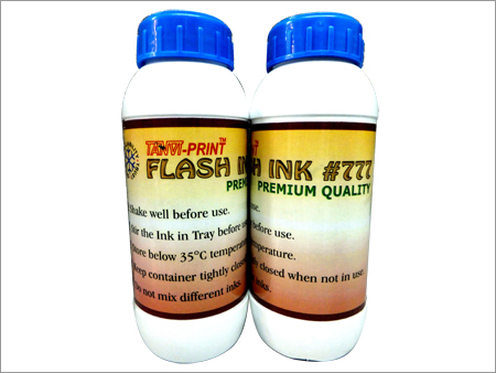 Flash Stamp Ink